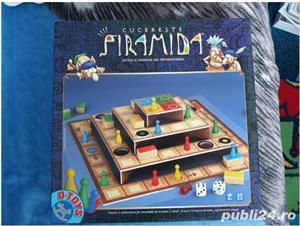joc interactiv Piramida - imagine 1