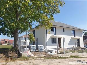 Comision 0! Casa 4 camere tip duplex, P+E, situata in Cisnadie. - imagine 1