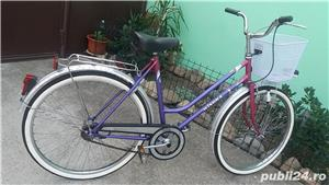 Bicicleta dama WINORA,roti 26,model retro/vintage,Impecabila ! - imagine 2