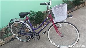 Bicicleta dama WINORA,roti 26,model retro/vintage,Impecabila ! - imagine 3