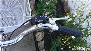 Bicicleta dama WINORA,roti 26,model retro/vintage,Impecabila ! - imagine 5