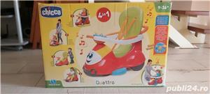 Mașinuță Chicco 4 in 1 (9 - 36 luni) - imagine 4