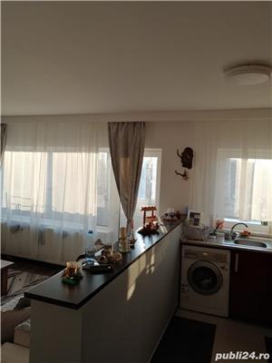 Vand apartament 3 camere floresti - imagine 1