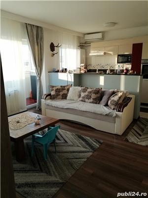 Vand apartament 3 camere floresti - imagine 9