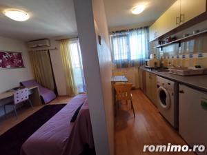 Piata Amzei 2 camere etaj 6/7 semidec. mobilat utilat balcon - imagine 6