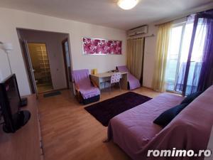 Piata Amzei 2 camere etaj 6/7 semidec. mobilat utilat balcon - imagine 2