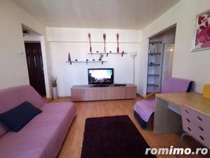 Piata Amzei 2 camere etaj 6/7 semidec. mobilat utilat balcon - imagine 1