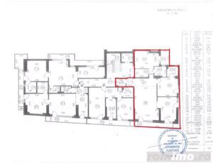 Pta Victoriei, bloc nou, 3 camere , LUX - imagine 15