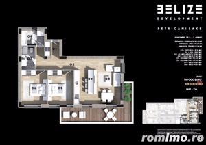 Apartament 3 camere Bloc Nou Pipera - imagine 6