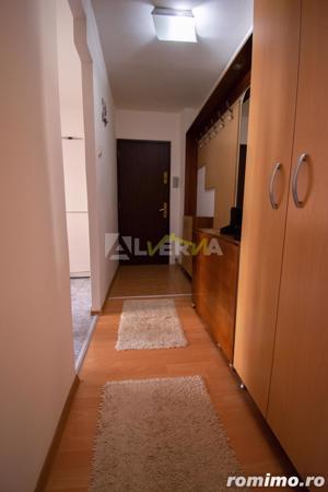 DISPONIBIL! Apartament 2 camere decomandat, parcare, zona Intre lacuri - imagine 9