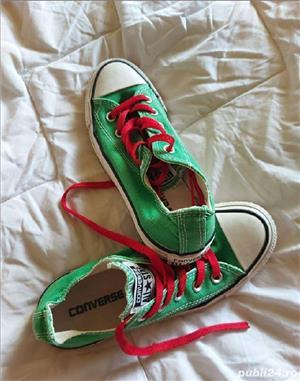 Adidasi Adidas  si Converse ,mărimea 35 - imagine 4