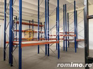 Hala industriala de inchiriat 850 mp in Sibiu zona Aeroport - imagine 4