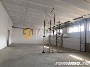 Hala industriala de inchiriat 850 mp in Sibiu zona Aeroport - imagine 2