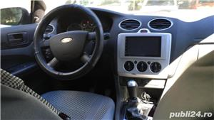 Ford Focus MK2 2008 1.6 TDCi Sedan - imagine 8