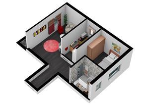 Titan - Nicolae Grigorescu, Apartament 2 camere Tip A - Bloc nou. Discount 6.500 Euro - imagine 5