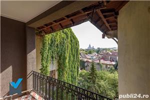 Inchiriere apartament 3 camere parcul Cismigiu cu vedere panoramica - imagine 9