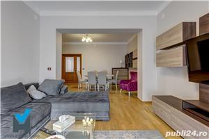 Inchiriere apartament 3 camere parcul Cismigiu cu vedere panoramica - imagine 2