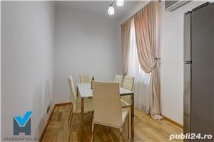 Inchiriere apartament 3 camere parcul Cismigiu cu vedere panoramica - imagine 8