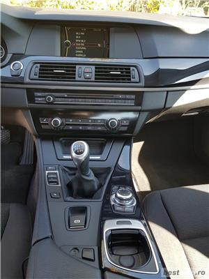 Bmw Seria 5 520, an 2011, EURO 5, unic proprietar, istoric BMW Automobile Bavaria - imagine 2