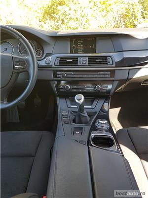 Bmw Seria 5 520, an 2011, EURO 5, unic proprietar, istoric BMW Automobile Bavaria - imagine 10