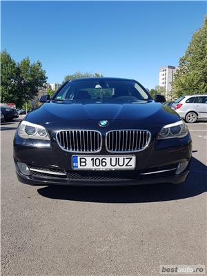 Bmw Seria 5 520, an 2011, EURO 5, unic proprietar, istoric BMW Automobile Bavaria - imagine 5