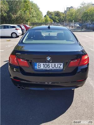 Bmw Seria 5 520, an 2011, EURO 5, unic proprietar, istoric BMW Automobile Bavaria - imagine 6