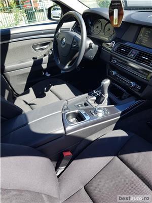 Bmw Seria 5 520, an 2011, EURO 5, unic proprietar, istoric BMW Automobile Bavaria - imagine 9