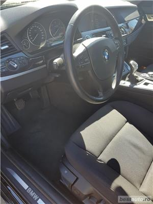 Bmw Seria 5 520, an 2011, EURO 5, unic proprietar, istoric BMW Automobile Bavaria - imagine 4
