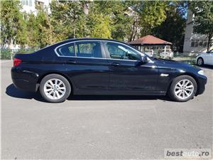Bmw Seria 5 520, an 2011, EURO 5, unic proprietar, istoric BMW Automobile Bavaria - imagine 7