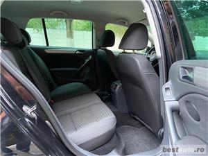Volkswagen Golf VI // 1.6 MPI 105 CP // Pilot Automat // Scaune Incalzite // Lumini de zi Led  - imagine 11