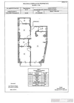 COMISION 0% Spatiu birouri - str.Emanoil Porumbaru, etajul 1, 100mp - imagine 11