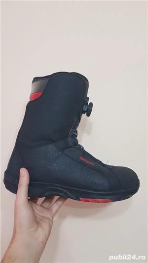 Boots Snowboard DELUXE 45 29.5 - imagine 1