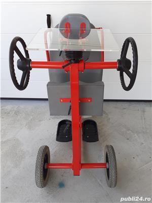 Verticalizator mobil Vitaline – 120 kg – (Standy mobil) – second-hand (folosit) - imagine 3