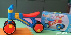 Bicicleta Copii (push bike) 1 an+ - NEFOLOSITA IN  CUTIA ORIGINALA - imagine 1