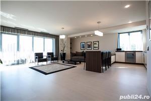 Bulevardul Mamaia - Penthouse amenajat de lux cu 3 locuri de parcare la subteran - imagine 5