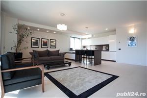 Bulevardul Mamaia - Penthouse amenajat de lux cu 3 locuri de parcare la subteran - imagine 4