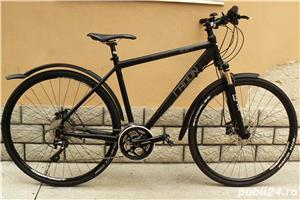 Bicicleta cross/mtb Radon cu roti de 28 - imagine 1