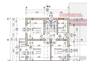 Casa tip duplex, 4 camere, Carport,  in Calea Cisnadiei - imagine 6