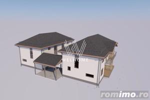 Casa tip duplex, 4 camere, Carport,  in Calea Cisnadiei - imagine 2