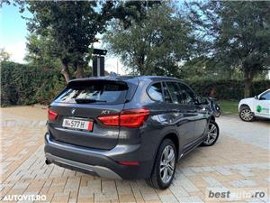 Bmw X1 XDrive // 2.0d 150 CP // Distronic Plus // Camera Marsharier // Pilot Automat // Full Laser - imagine 7