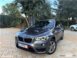 Bmw X1 XDrive // 2.0d 150 CP // Distronic Plus // Camera Marsharier // Pilot Automat // Full Laser - imagine 1