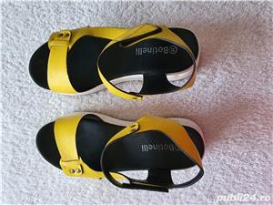 Sandale Botinelli cu platforma  - imagine 1