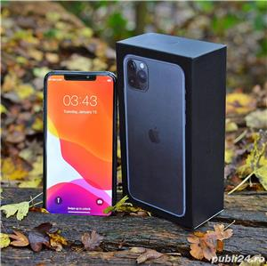 NOU: iPhone 11 Pro Max Replica / Wireless Charger / NOU Sigilat - imagine 1