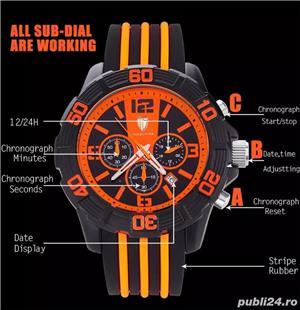 Ceas Cronograf - imagine 2