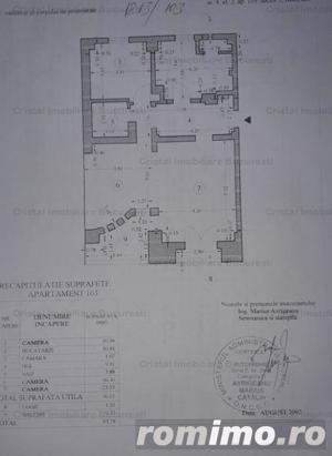 Apartament lux 3 camere zona Piata Alba Iulia - imagine 8