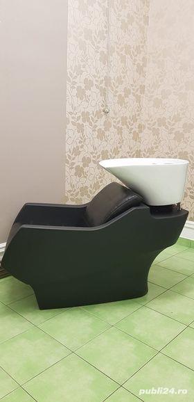 Vand scafa pentru  coafor - imagine 1