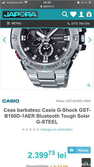 Ceas G-Shock Nou in cutie - imagine 3