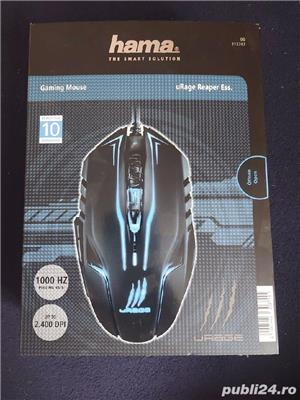 vand mouse Hama gaming  - imagine 4
