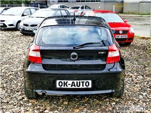 BMW 118i - GARANTIE 12 LUNI - BENZINA - 2005/2006 - EURO 4 - RATE FIXE avans 0%. - imagine 5