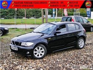 BMW 118i - GARANTIE 12 LUNI - BENZINA - 2005/2006 - EURO 4 - RATE FIXE avans 0%. - imagine 1